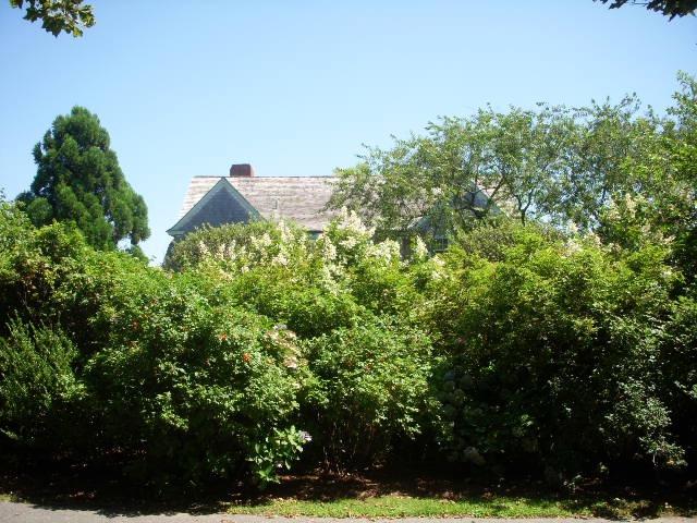 イーストハンプトンのグレイ・ガーデンズ