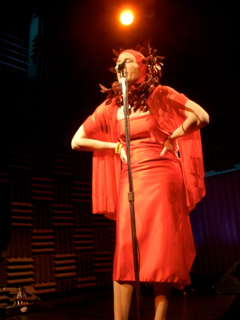 Jeffrey Johnson in After the Garnden: Edith Beale Live at Reno Sweenye at Joe's Pub 2