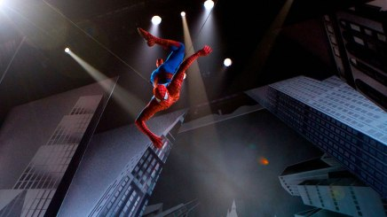 Theater Review: SPIDER-MAN: TURN OFF THE DARK 『スパイダーマン:ターン・オフ・ザ・ダーク』