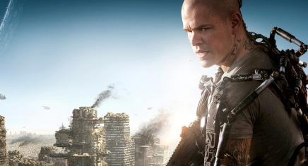 Movie Review: Elysium 『エリジウム』