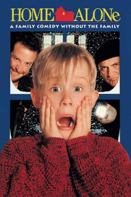 Poster of 'Home Alone' © 20th Century Fox