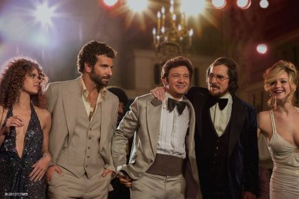 Movie Review: American Hustle 『アメリカン・ハッスル』