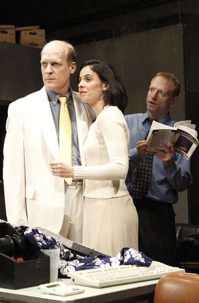 Jim Fletcher, Victoria Vazquez and Scott Shepherd