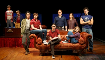 Theater Review: Fun Home 『ファン・ホーム』