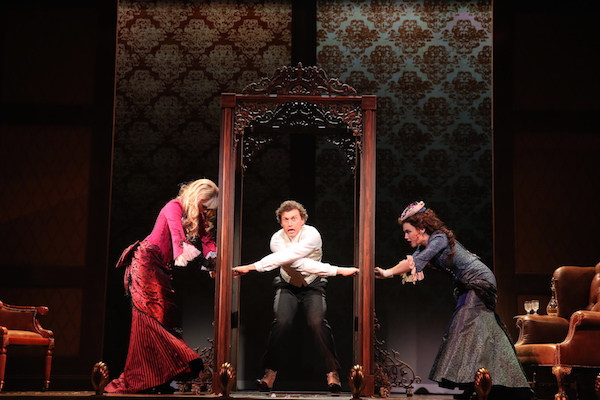 Gentleman's Guide to Love and Murder, AWalter Kerr Theatre