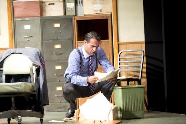 Bobby Cannavale as Ricky Roma in Glengarry Glen Ross