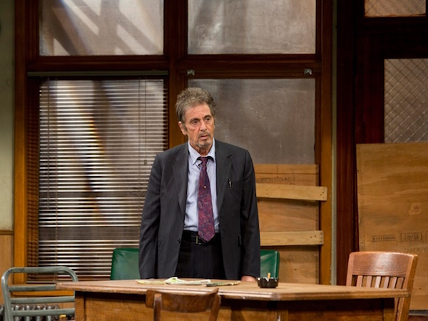 Al Pacino in Glengarry Glen Ross