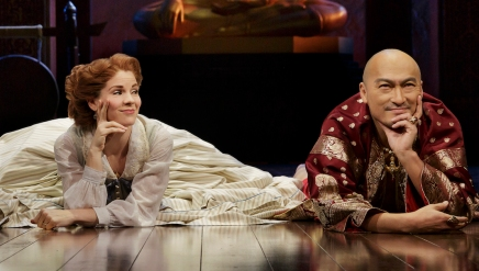 Theater Review: The King and I 『王様と私』