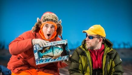 魚になればマーク・ライランスの新作芝居'Nice Fish'が無料で見られる!?