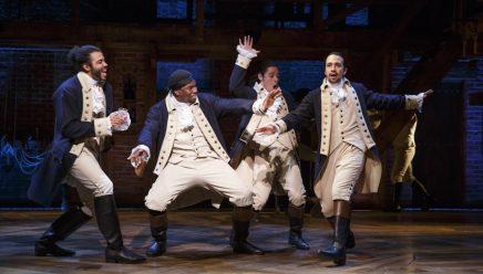 人気沸騰ミュージカル 『Hamilton(ハミルトン)』とブロードウェイのチケットのお値段