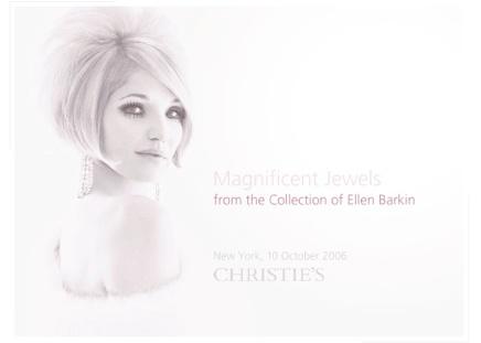 エレン・バーキンとJARの宝石