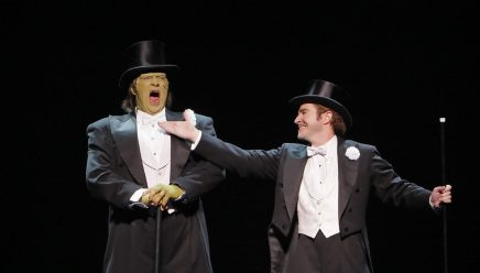 Theater Review: The New Mel Brooks Musical: YOUNG FRANKENSTEIN『メル・ブルックスの新作ミュージカル:ヤング・フランケンシュタイン』