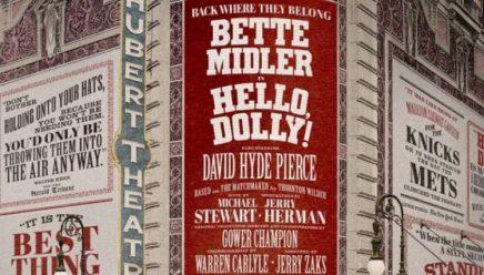 ベット・ミドラー主演ブロードウェイ・ミュージカル『ハロー・ドーリー!』がチケット前売の記録更新