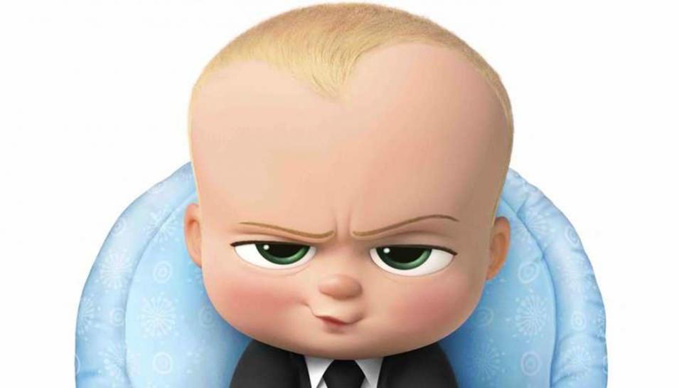 The Boss Baby 『ザ・ボス・ベイ...