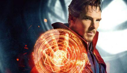 Doctor Strange『ドクター・ストレンジ』オフィシャルトレイラー