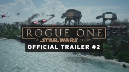 Rogue One: A Star Wars Story 『ローグ・ワン/スター・ウォーズ・ストーリー』オフィシャルトレイラー