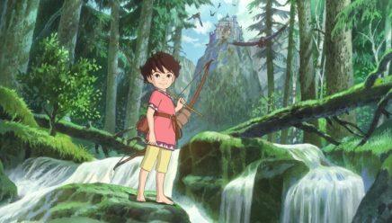 宮崎吾朗のTVアニメ『山賊の娘ローニャ』を米アマゾンがジリアン・アンダーソンをナレーターに据えて配信