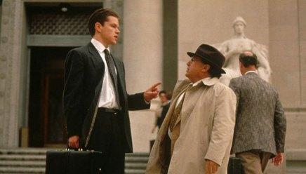 マット・デイモン主演で映画化されたジョン・グリシャムのリーガルサスペンスThe RainmakerがTVシリーズに!