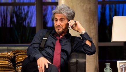 アル・パチーノがテネシー・ウィリアムズを演じる新作芝居、パサデナで上演! ブロードウェイにトランスファーか?