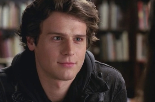 Jonathan Groff as Jesse in Glee