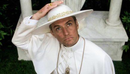 ジュード・ロウ主演ミニシリーズThe Young Pope『ザ・ヤング・ポープ(原題)』が米HBOで1月放映開始