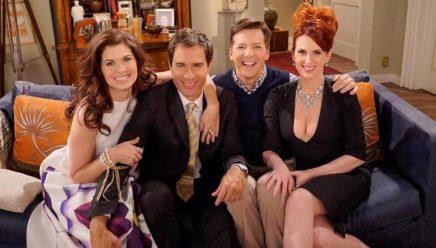 ウィル&グレイス(とジャック&カレン)が帰ってくる! NBCが『ふたりは友達? ウィル&グレイス』をリバイバル!