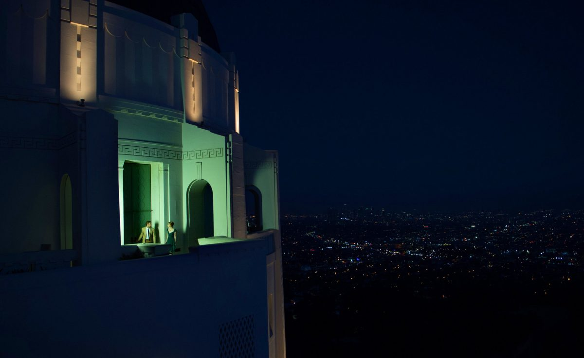 La La Land - Griffith Observatory