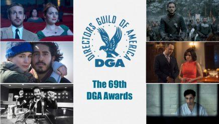 第69回全米監督協会賞(2017 DGA Awards)受賞者発表