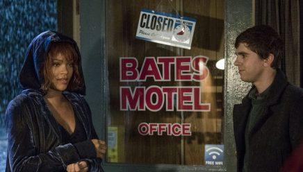 """Can I get a room?"" Rihannaがゲスト出演するBates Motelファイナルシーズンの新トレイラーが公開!"
