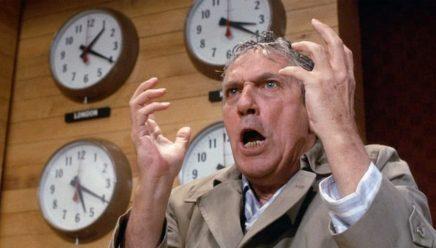 ブライアン・クランストン主演、イヴォ・ヴァン・ホーヴェ演出! シドニー・ルメットの『ネットワーク』がロンドンで舞台化!