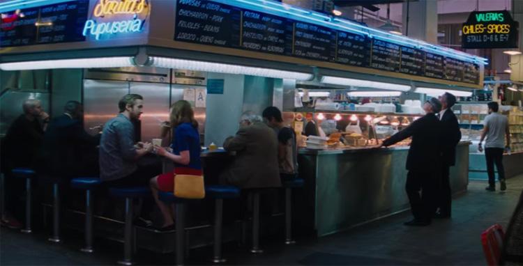La La Land - Grand Central Market