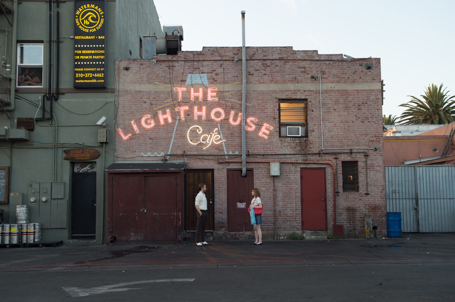 La La Land - The Lighthouse Cafe