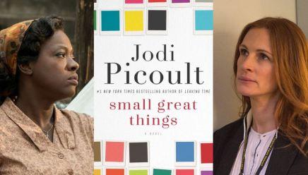 """ヴァイオラ・デイヴィスとジュリア・ロバーツ、ジョディ・ピコーの""""Small Great Things""""映画化に出演!"""