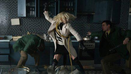 Atomic Blonde『アトミック・ブロンド(原題)』年齢制限付トレイラー