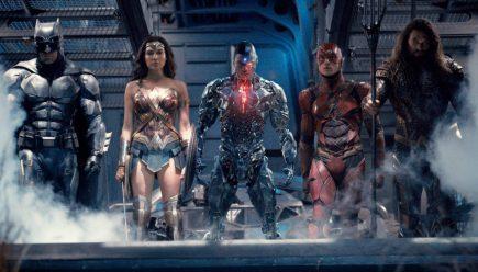 Justice League『ジャスティス・リーグ(原題)』オフィシャルトレイラー