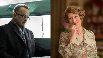 トム・ハンクスとメリル・ストリープ主演、スピルバーグ監督の「ペンタゴン・ペーパーズ」を扱った新作、12月に公開!