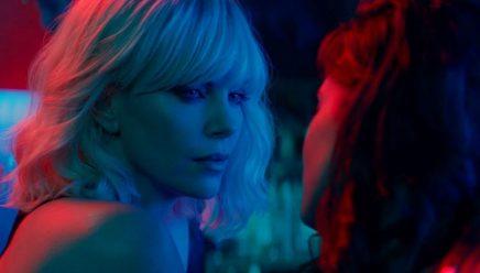 Atomic Blonde『アトミック・ブロンド(原題)』オフィシャルトレイラー2