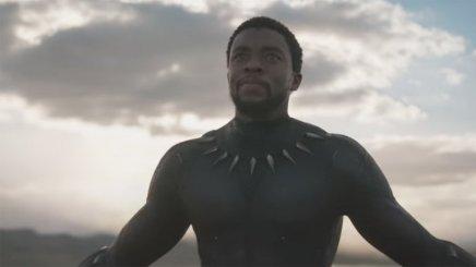 Black Panther 『ブラックパンサー』オフィシャルティーザートレイラー