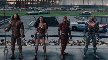 Justice League 『ジャスティス・リーグ』SDCCトレイラー