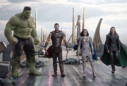 Thor: Ragnarok 『マイティ・ソー バトルロイヤル』オフィシャルトレイラー