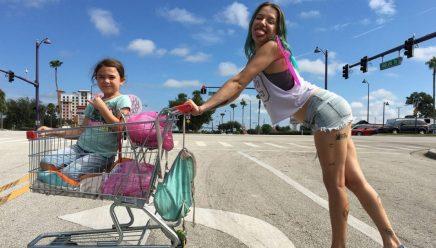The Florida Project 『ザ・フロリダ・プロジェクト(原題)』トレイラー