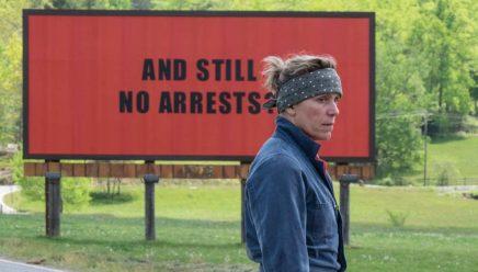 Three Billboards Outside Ebbing, Missouri『スリー・ビルボーズ・アウトサイド・エビング・ミズーリ(原題)』トレイラーB