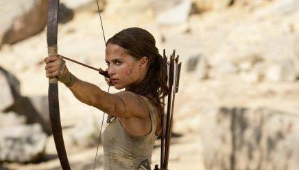 Tomb Raider 『トゥームレイダー(原題)』トレイラー