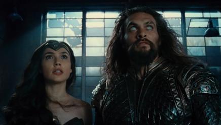 Justice League 『ジャスティス・リーグ』Heroesトレイラー