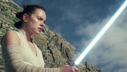 Star Wars: The Last Jedi 『スター・ウォーズ/最後のジェダイ』トレイラー