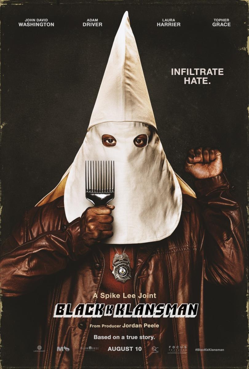 BLACKkKLANSMAN『ブラッククランズマン(原題)』トレイラー
