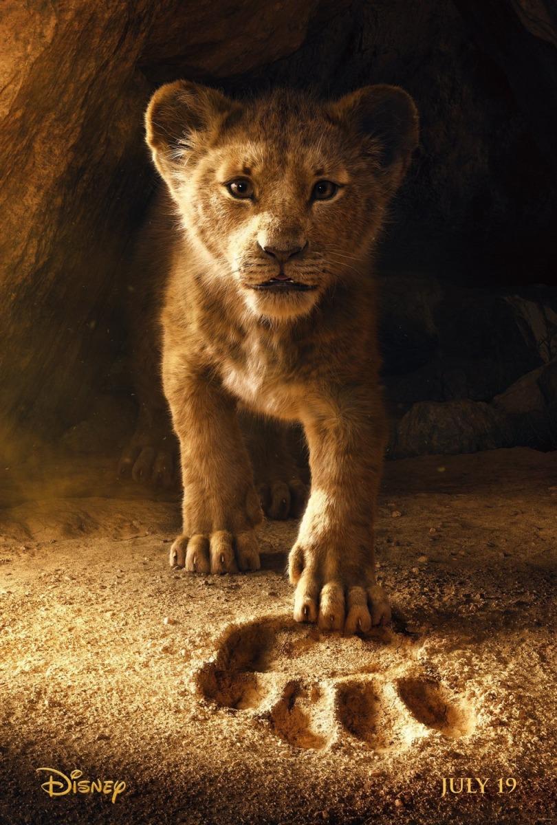 The Lion King 『ライオン・キング』ティーザートレイラー
