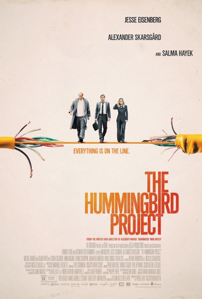 The Hummingbird Project 『ザ・ハミングバード・プロジェクト(原題)』トレイラー
