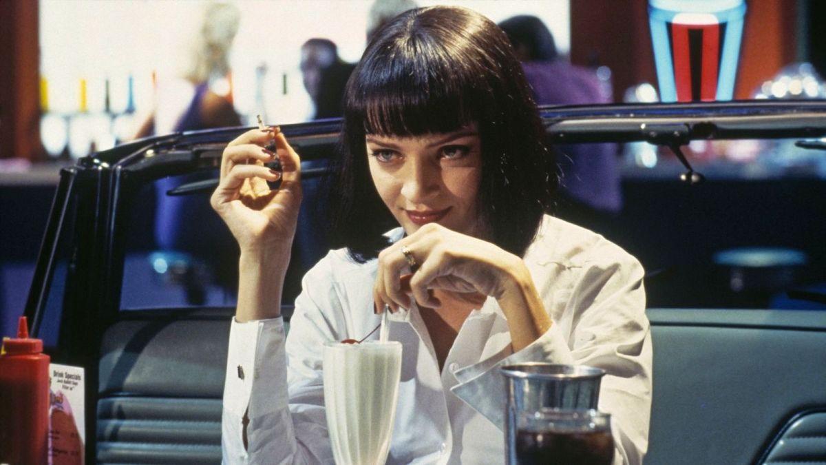パルプ・フィクション(Pulp Fiction):ジャック・ラビット・スリムスでミアがオーダーする5ドルのミルクシェイク(マーティン&ルイス)