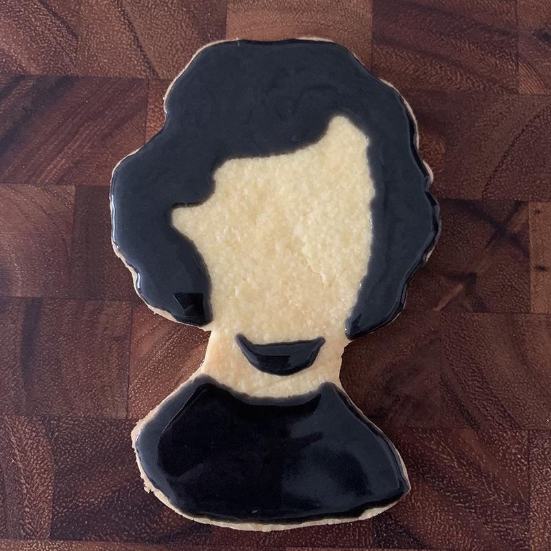 Cookie Art - Adam Driver